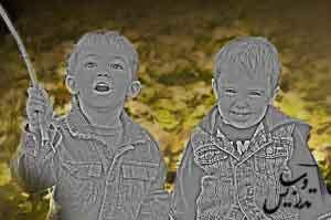 تغییر رنگ تصاویر در فتوشاپ