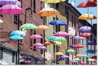 آموزش فتوشاپ متحد کردن رنگها در یک تصویر